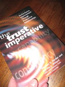 Trust Imperative